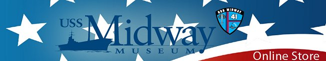 USS Midway Museum Online Store