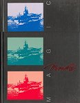 USS Midway 1989 ~ 1990 Cruise Book