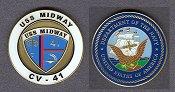 USS Midway, CV-41