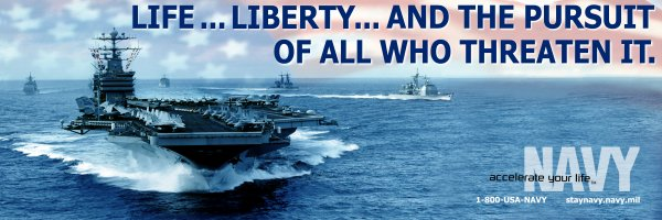 Life, Liberty & the Pursuit of All Who Threaten It.